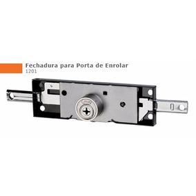 Fechadura Para Porta De Enrolar Stan Chave Tetra