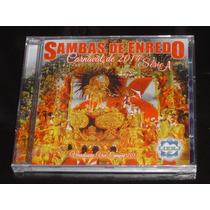 Sambas De Enredo Carnaval De 2014 Serie A Cd Novo E Lacrado