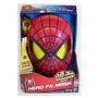 Máscara Eletrônica Homem Aranha The Amazing Spider Man Elect