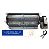 Motor Forzador Turbina Tangencial 18cm P/heladera Exhibidora