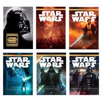 Kit Livros - Star Wars (6 Livros) #