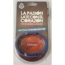 Pulsera Energetica Original De Las Chivas De Guadalajara