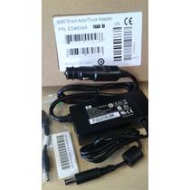 Cargador Laptop D Auto Hp Ed493aa 394159-001 Para Varias Lap