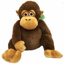Peluche Gorila Mono 70cm Sentado Calidad Funny Land