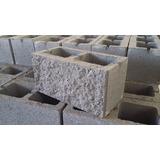 Bloques De Hormigón De 20 Símil Piedra -ladrillo 19x19x39 Cm