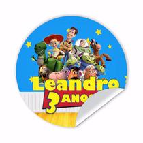 Rótulos Personalizados Toy Story Adesivos Vários Modelos