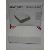 Dvr Hikvision Turbo Hd 4ch Ds-7104hghi-f1 Ahd