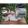 Maquina Pulir Mosaico Piso, Motor Mech 3/4 Mf. Fciona