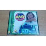 Amy, La Niña De La Mochila Azul, Cd Album Muy Raro Del 2004