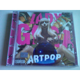 Lady Gaga Art Pop Cd + Dvd Nuevo Cerrado Nacional