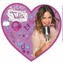 Violetta Anotador Corazón Espiralado 16 Cm X 14 Cm Aprox.