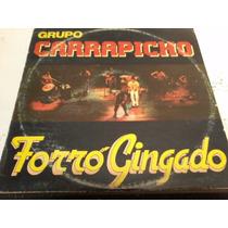 Lp Grupo Carrapicho 1987 Forró Gingado (zezinho E Ramiro)