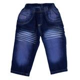 Pantalón Jeans Localizado Bebés