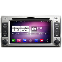 Central Multimídia Android Aikon Hyundai Santa Fe 2007-2013