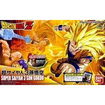 Dragon Ball Z Goku Ss3 Figure Rise Standart Bandai
