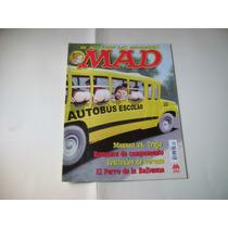 Autobus Escolar #31 Agosto 2006 Revista Mad Comic