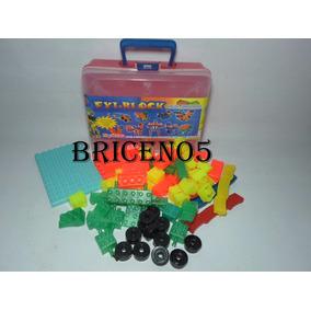 Legos O Tacos Educativos 72 Piezas Full Color Para Tu Niño