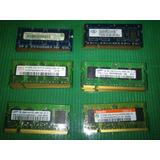Memoria De Laptop 512 Mb Ddr2 533 Y 667 Mhz Varias Marcas