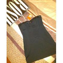 Vestido De Fiesta Rosh Nuevo Mini Negro