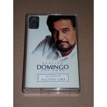 Placido Domingo Por Amor Agustin Lara Tape Cassette Kct