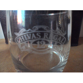 Vaso Chivas Regal Scotch Scotland Whisky Escocia Europa Bar