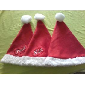 Gorros De Navidad Personalizados
