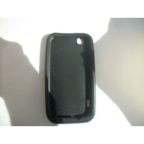 Protector Silicon Case Lg Optimus Sol E730 Color Negro!!!