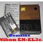 Bateria Original En-el3e P/ Nikon D50 D70 D80 D90 D100 D200