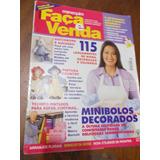 Faça E Venda - Minibolos Decorados/pintura Country/patchwork
