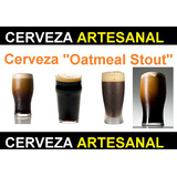 Kit Ingredientes Outmeal Stout Receta Cerveza Artesanal