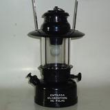 Lámpara A Pilas O Transformador Similar Petromax,plástica Ok