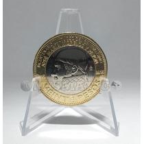 Moneda $20 Pesos Jose Ma. Morelos Y Pavón Exclnte Condición.