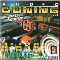 Cd Audio Tuning - Volume 1 - Novo***