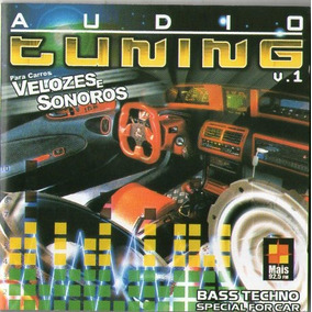 Cd Audio Tuning - Volume 1 - Novo***
