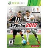 Pes 2012 Xbox Nuevos Envio Gratis