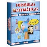Formulas Matematicas Algebra Aritmetica Fisica Trigonometria