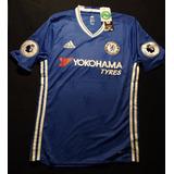 Camiseta Futbol Chelsea Fc adidas 2016-17 Local