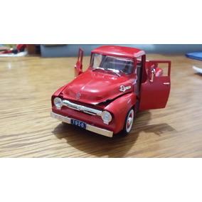 Linda Miniatura Signature - Ford F100 1956 - Leia O Anúncio