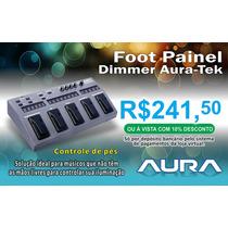 Foot Painel Seu Controle De Pés - Aura-tek