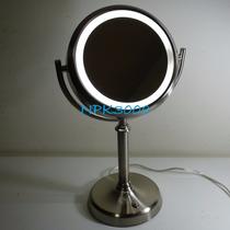 espejo de tocador o bao luz natural blanca lupa x x