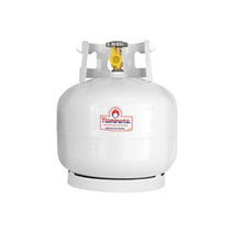 Tanque Cilindro Portatil Para Gas Lp 4kg