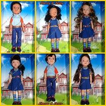 7 Bonecas E Bonecos Chiquititas 2013 - Lançamento