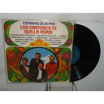 Los Cantores De Quilla Huasi Estampas Vinilo Argentino