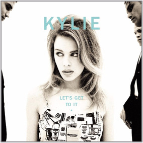 Kylie Minogue Let´s Get To It Deluxe Edition 2cd + Dvd Nuevo