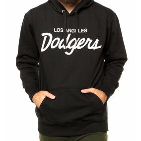 Blusa Moletom Canguru New Era Canguru Los Angeles Dodgers