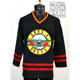 Guns N Roses Jersey Hockey Importado 100% Original