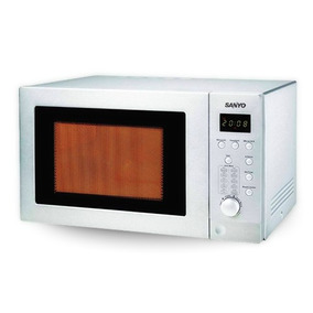 Horno Microondas Sanyo 28 Lts Emgx2814 Digital C/grill