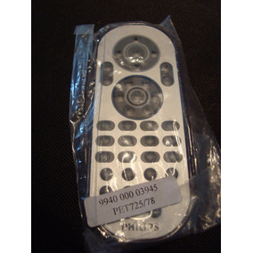 Controle Remoto Dvd Philips Pet 725 Original - Novo