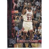 1997-98 Upper Deck Game Dated Michael Jordan Bulls #18