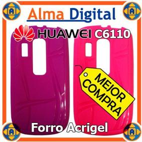 Forro Acrigel Huawei C6110 Tipo Manguera Goma Estuche Protec